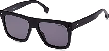 Carrera 1010/S IR 003 Gafas de sol, Negro (Matt Black/Grey Grey), 55 Unisex Adulto