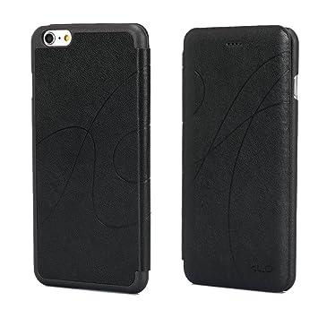 reputable site 7323a 05576 iPhone 6 Plus Wallet Case, Kalaideng KLD Oscar II Series Preminum PU  Leather Flip Case Folio...