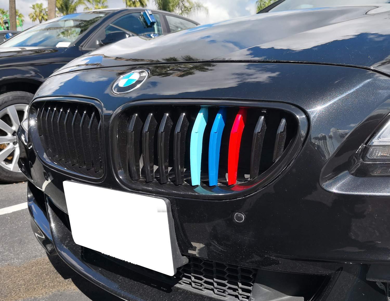 Amazon.com: iJDMTOY - Recambio de rejilla para BMW F12 F13 6 ...