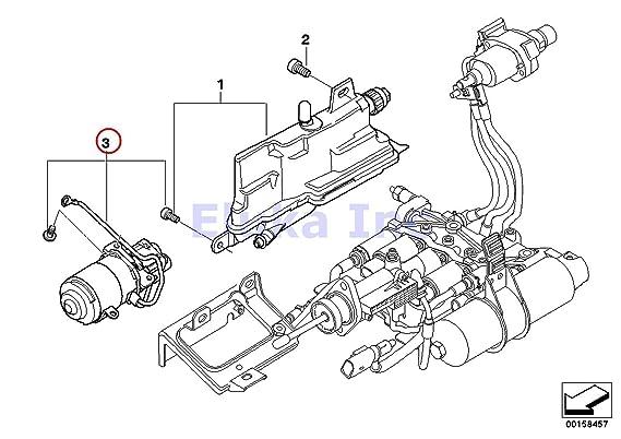 Amazon Com Bmw Genuine Smg Expansion Tank Clutch Hydraulic Unit