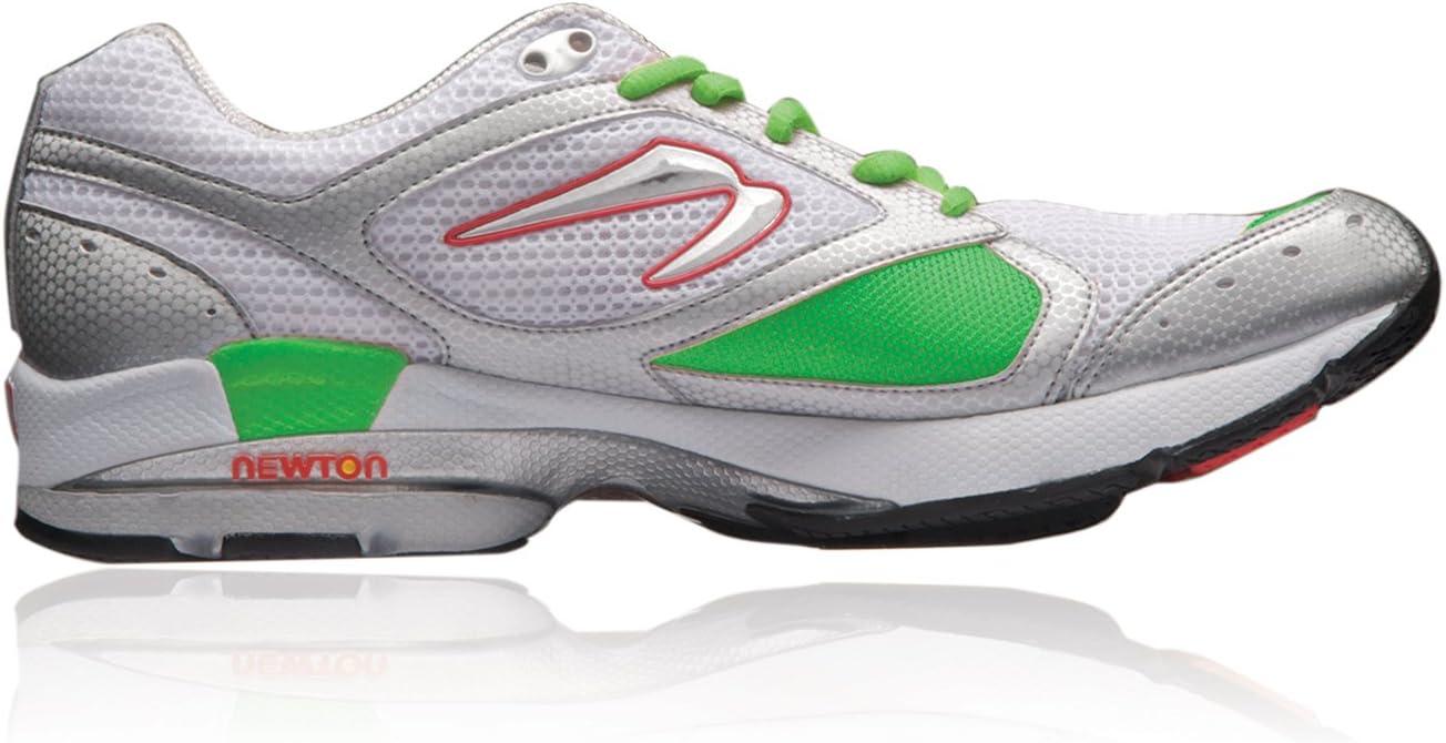 Newton - Zapatillas de running para mujer, color blanco, talla 40.5: Amazon.es: Zapatos y complementos
