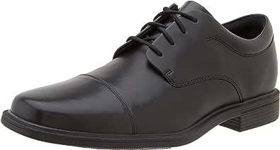 Rockport Office Essentials/ELLINGWOOD Black, Zapatos de Cordones Derby Hombre