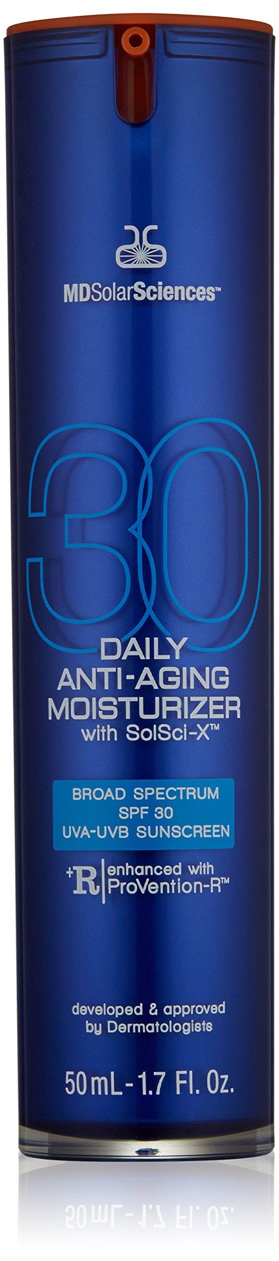 MDSolarSciences Daily Anti-Aging Broad Spectrum SPF 30 Moisturizer, 1.7 fl.oz. by MDSolarSciences