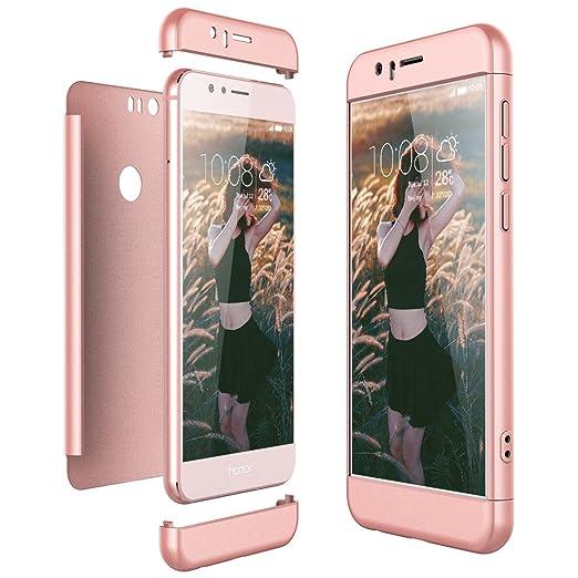 16 opinioni per CE-Link Cover per Huawei Honor 8 360 Gradi Full Body Protezione, Custodia Honor