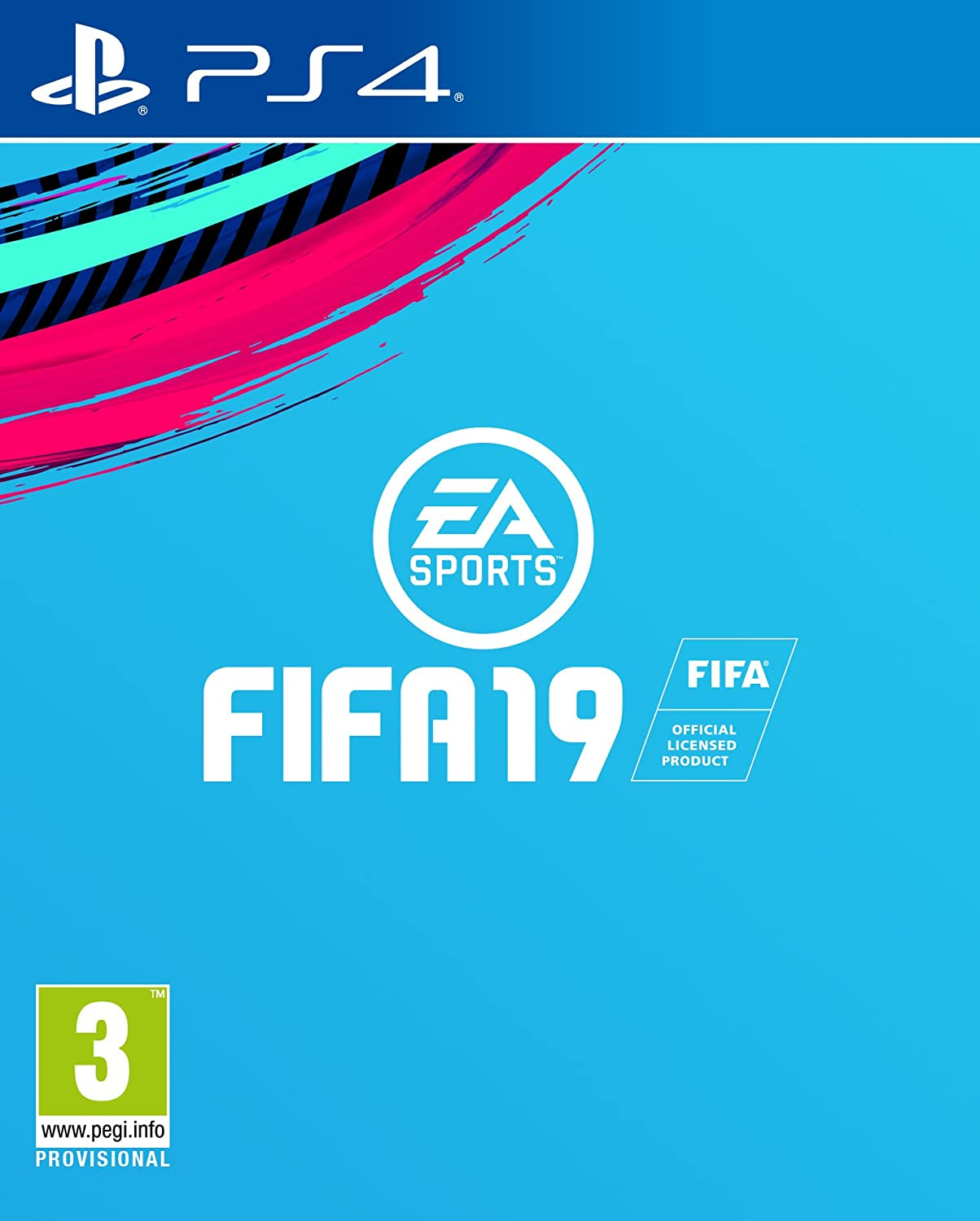 Fifa 19   Play Station 4 by Electronic Arts