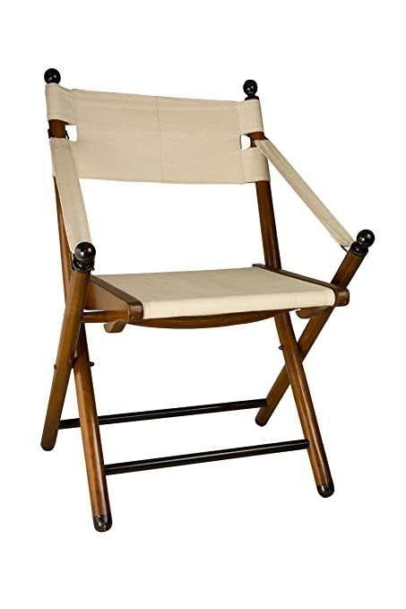 Beau Authentic Models Campaign Folding Chair