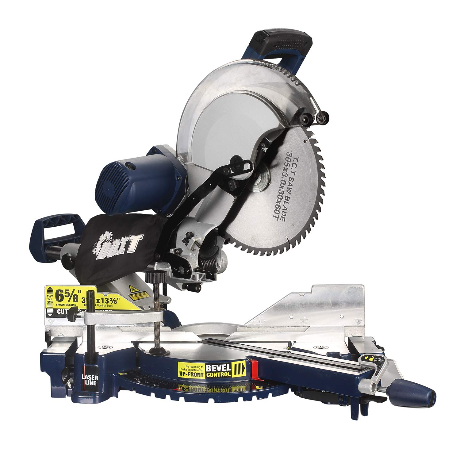 DOIT Dual Bevel Compound Miter Saw