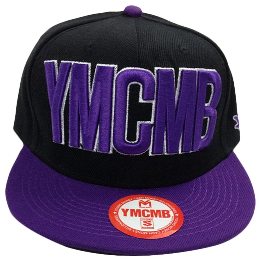 a2276fce383 Ymcmb Adult Snapback   Hiphop Cap (142-4381