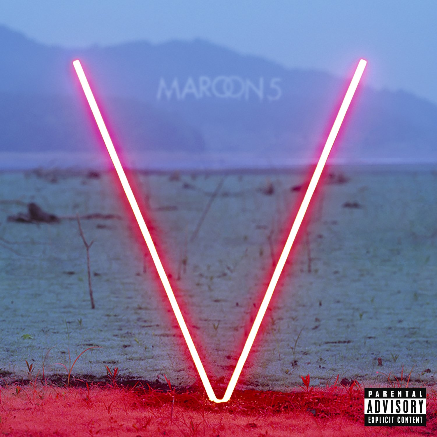 Album Art for V [Red Vinyl] by Maroon 5