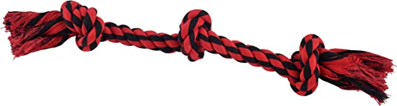 MULTIPET INTERNATIONAL 445291 Nuts for Knots Dog Toy 2.5