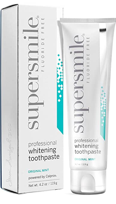 Amazon Com Supersmile Professional Teeth Whitening Toothpaste