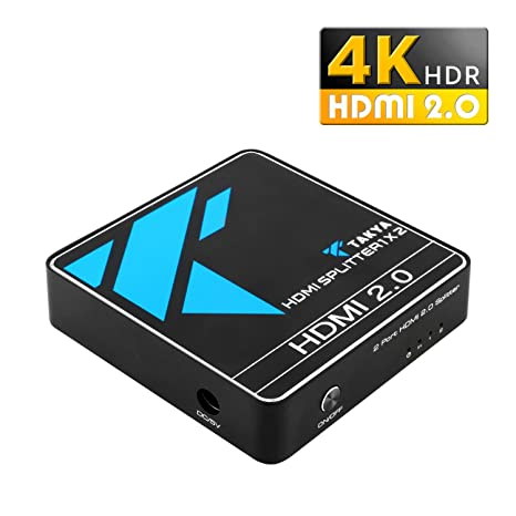 Review HDMI Splitter 2.0, Takya