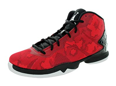 watch a5d65 f45a4 Image Unavailable. Image not available for. Color  Mens Air Jordan Super.Fly  4 Blake Griffin Gym Red White Black ...
