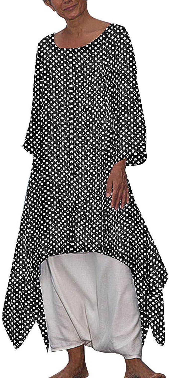 Damen Kleid Damen Maxikleid ALISIAM Boho Lang Kleid Beiläufige