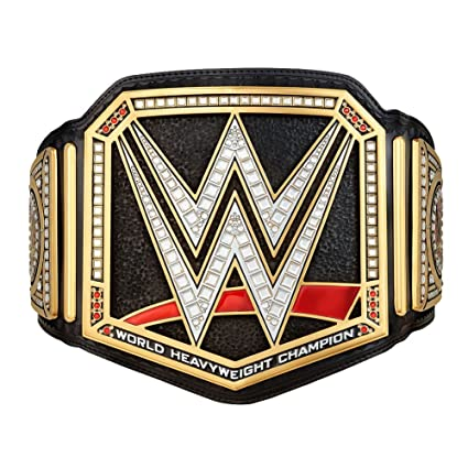 55581b5e632 Image Unavailable. Image not available for. Color  WWE Championship Replica Title  Belt ...