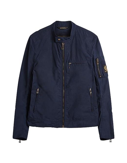 Jacket In 80010 Cordura Landcross Giubbino Balstaff Dark Navy 5nAFZnqw