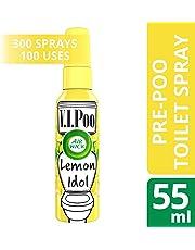 Air Wick VIPoo Pre Poo Spray, Lemon Idol, 55 ml, Single