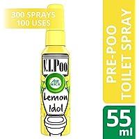 Air Wick VI Poo Idol Toilet Spray, Lemon, 1.87 fl. oz