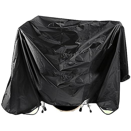 3 opinioni per Neewer® Nero 80X 108pollici Percussioni protezione antipolvere impermeabile in