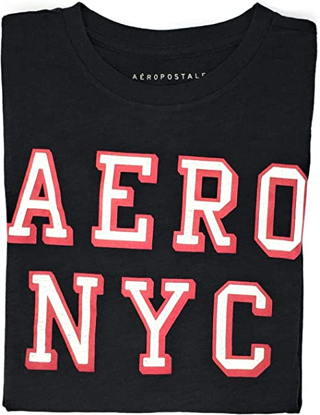 Aeropostale Mens W Rowing Graphic T-Shirt
