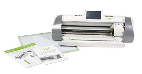 Cricut Expression 2 Electric Cutting Machine Without Starter Tool Kit Bundle