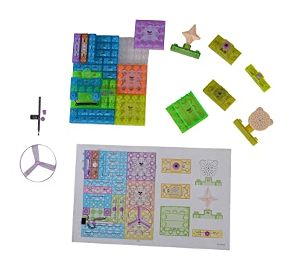 Buy Planet of Toys Integrated Circuit Building Blocks Scientific ...