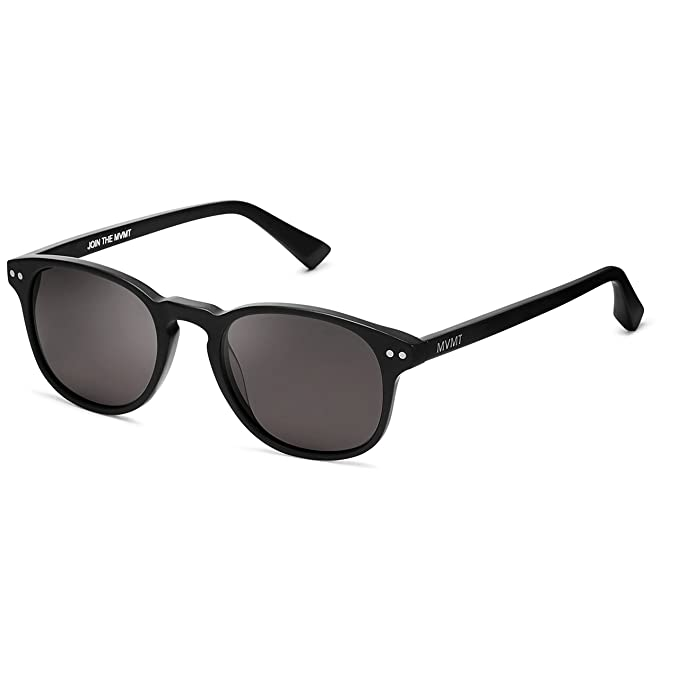 Amazon.com: MVMT Hyde | Gafas de sol rectangulares no ...