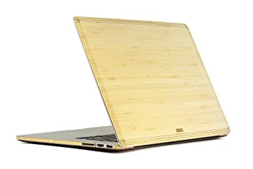 TOAST Bamboo Cover for MacBook Pro 13-Inch Retina (MBPR-13R2-PLA-03-COM)