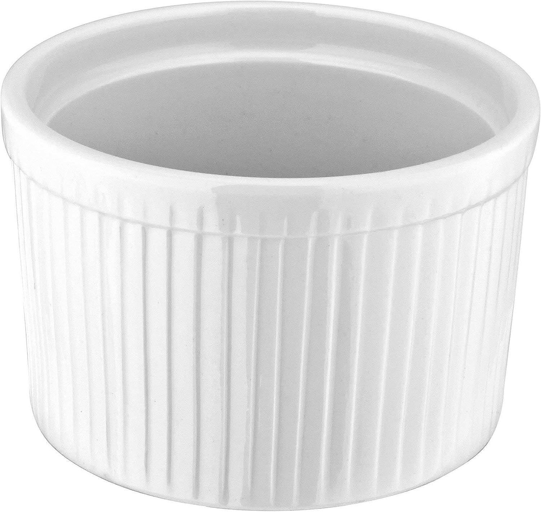 8cm 20 x 30 x 25 cm Judge Ramekin Porcelain White
