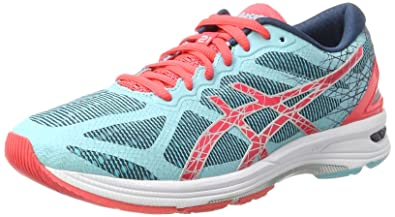 on sale f411a 40191 ASICS Gel-DS Trainer 21 Women's Running Shoes Blue: Amazon ...