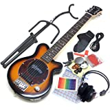 Pignose ピグノーズ ギター PGG-200 BS アンプ内蔵ミニギター14点セット [98765]【検品後発送で安心】
