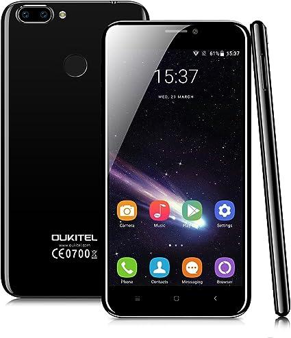 Oukitel U20 Plus - 4G Smartphone (5.5 HD Pantalla, Android 6.0 ...