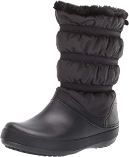 Crocs Women s Crocband Winter Boot 356c0774cc6