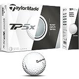 TAYLOR MADE(テーラーメイド) ゴルフボール TP5x 2017年モデル 12個入り ホワイト B1345901