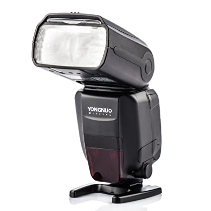 Amazon com : YONGNUO YN600EX-RT-II TTL Camera Flash