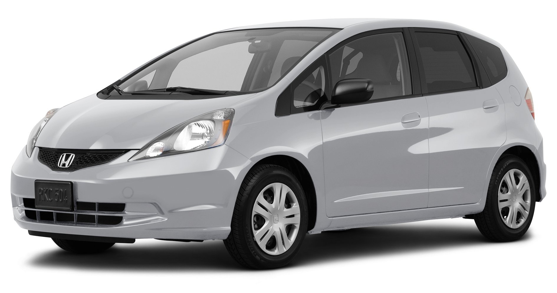 2011 Honda Fit, 5-Door Hatchback Automatic Transmission ...