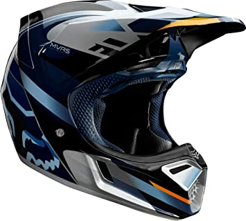 Fox Casco V de 3 Motif, multicolor, tamaño XL