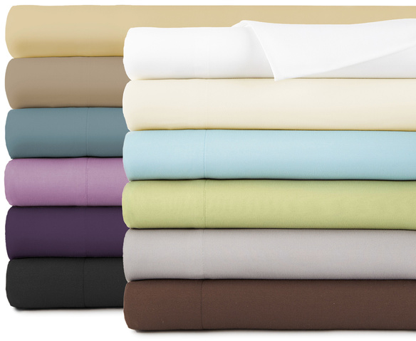Southshore Fine Linens Extra Deep Pocket 6-piece Sheet Set - 16692913 - Overstock Shopping - Great Deals on Sheets