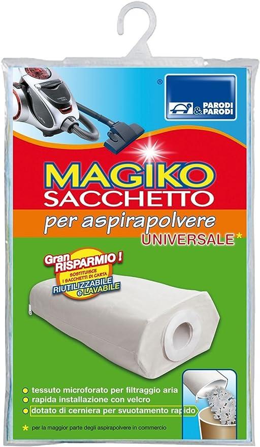 Parodi & Parodi MAGIKO Bolsa Aspiradora Universal y Reutilizable ...