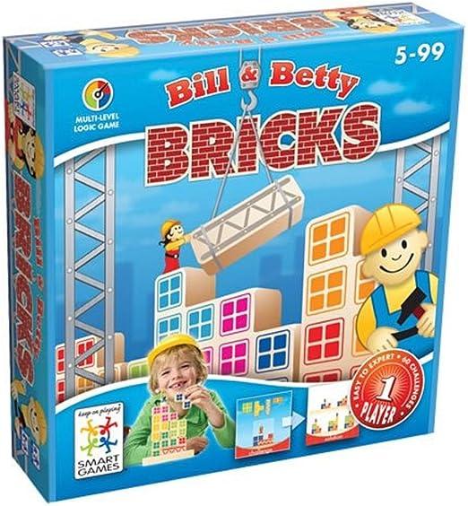 BILL & BETTY BRICKS: Amazon.es: Juguetes y juegos