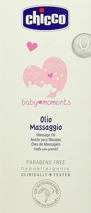 10 opinioni per Chicco Baby Olio 200 Ml