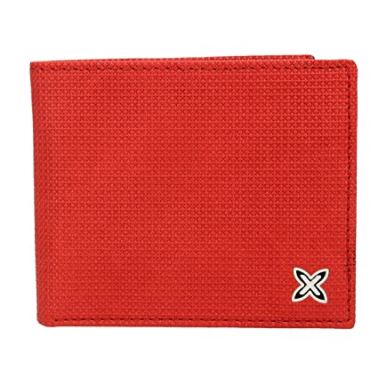 Cartera para Hombre Munich - Color: Rojo: Amazon.es: Equipaje