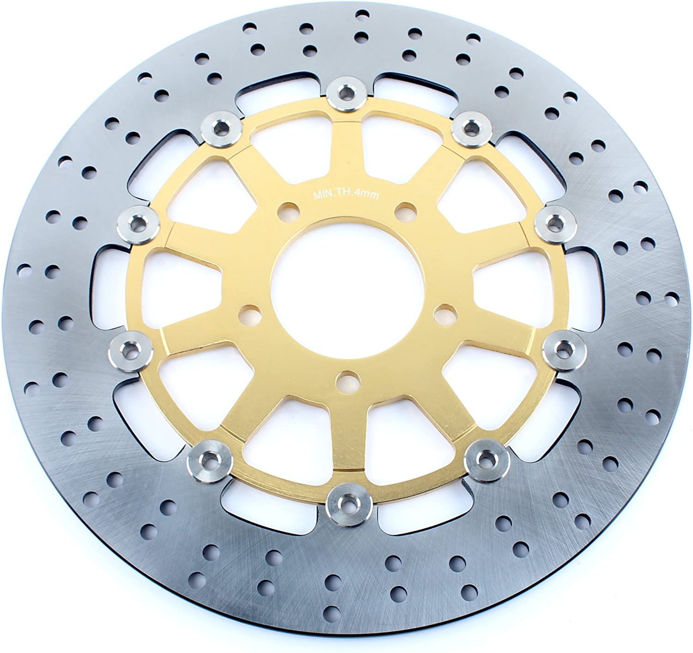 TARAZON 2 Front Brake Discs for SV1000 SV 1000 SV S 2003 2004 2005 2006 2007 DL V-STROM 650 2004-2006// DL V-STROM 1000 2002-2012