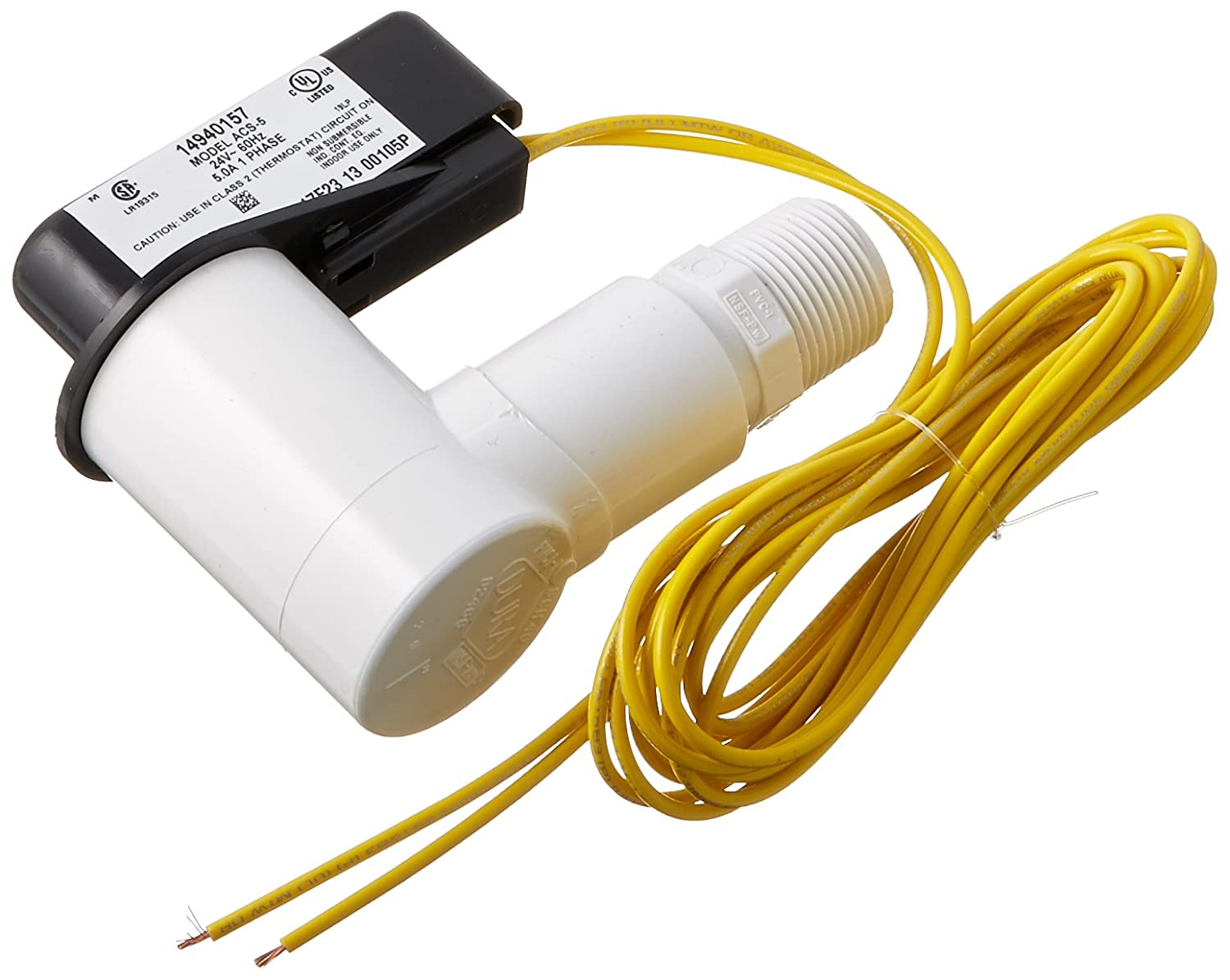 little giant 14940157 acs 5 condensate overflow safety switch sump rh amazon com