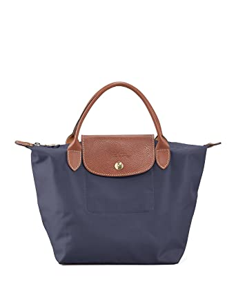 d83b6773e780 Longchamp Paris Le Pliage Small Handbag New Navy  Handbags  Amazon.com