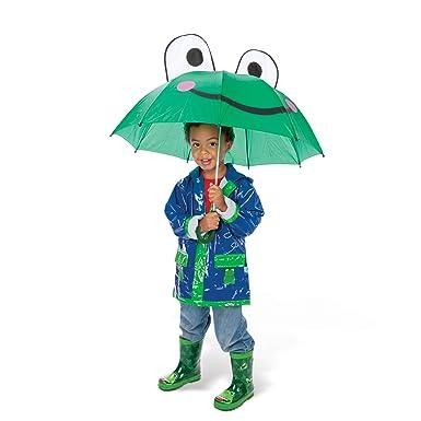 Toysmith rana paraguas para niños