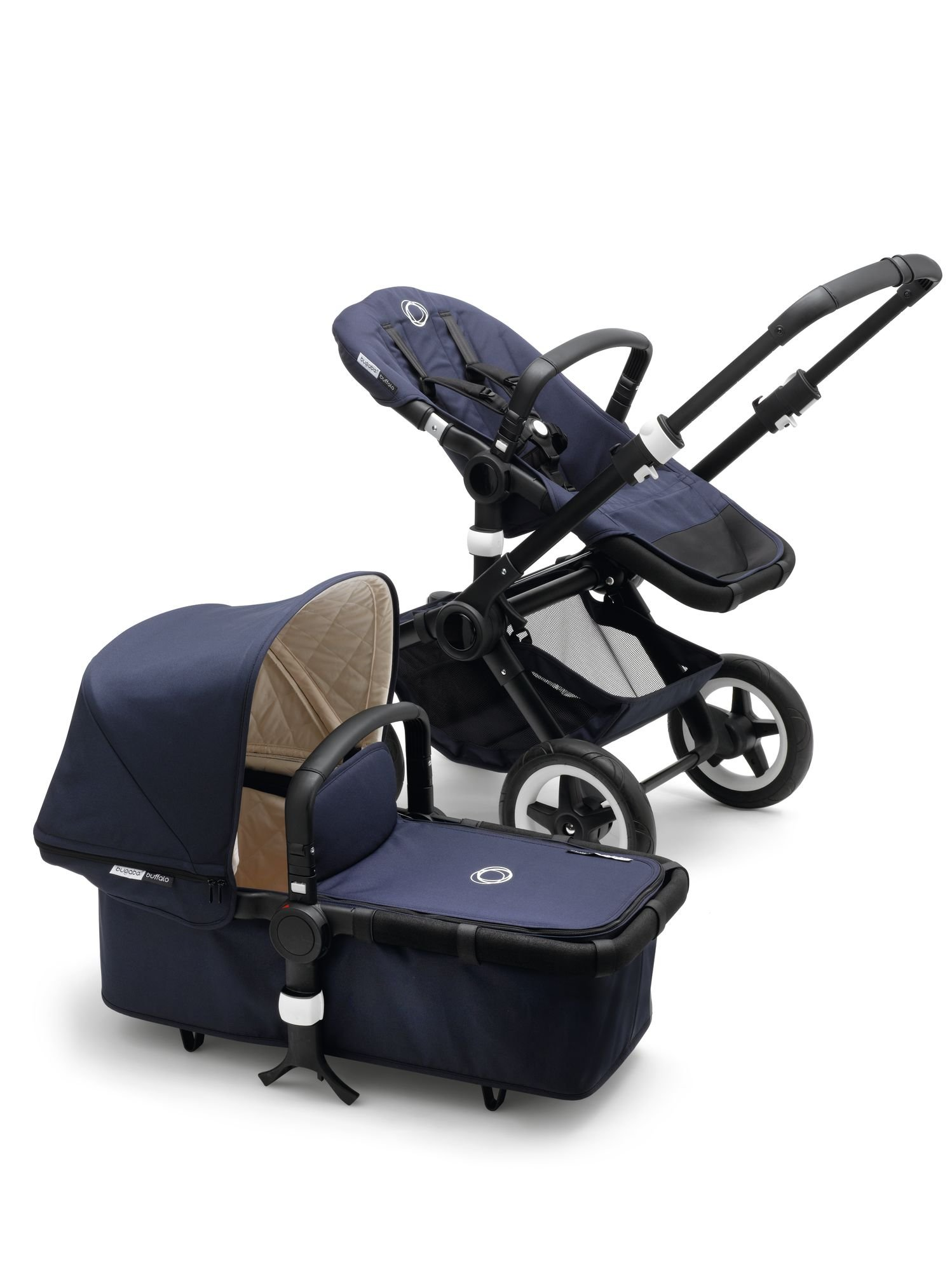Bugaboo Buffalo Classic Collection Complete Stroller, Navy by Bugaboo