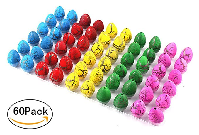 Amazon.com: pampel HATCH y crecer Pascua huevos de ...
