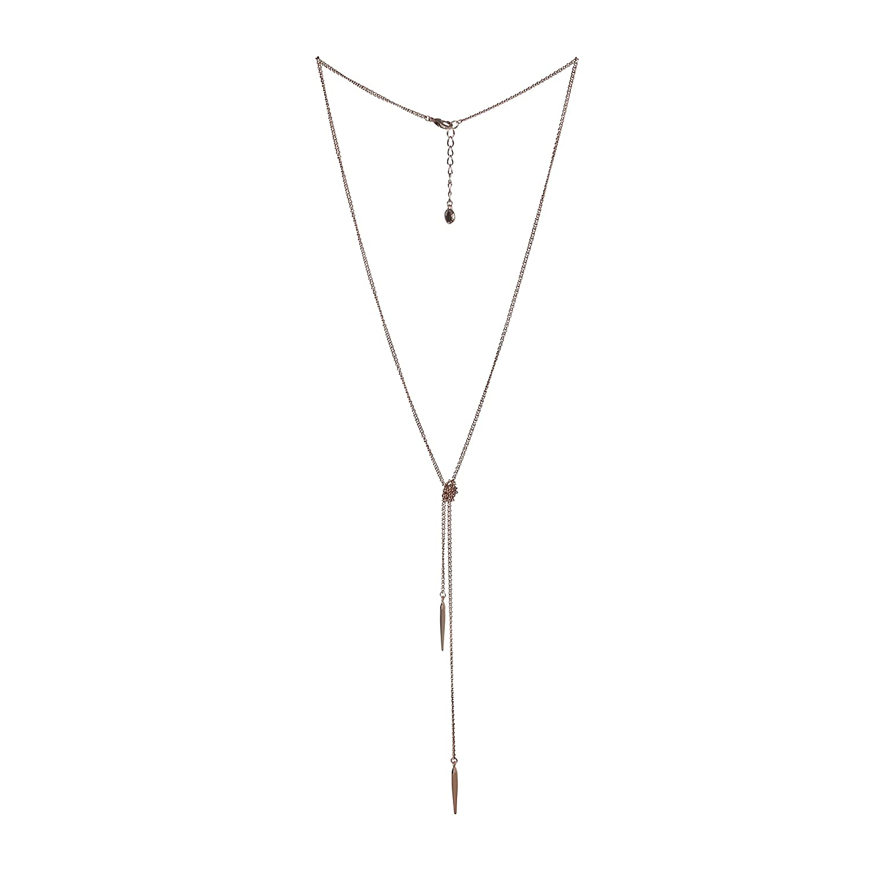 BCBG Generation Spike Y-Shaped Necklace 08670712k719