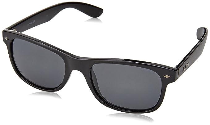 d48b194012 Image Unavailable. Image not available for. Colour: Polaroid Polarized  Wayfarer Men's Sunglasses - (PLD 1015/S ...